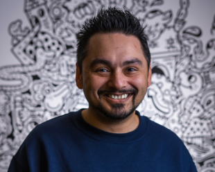 Image showing software developer, Ajay Mungur